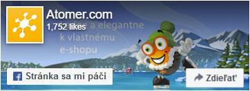 Atomer.com Facebook Page