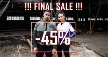 FINAL SALE -45% | VÝPREDAJ -45%