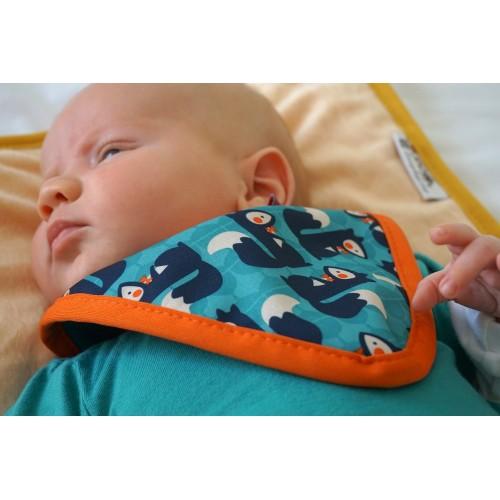 Podbradník pre bábätká