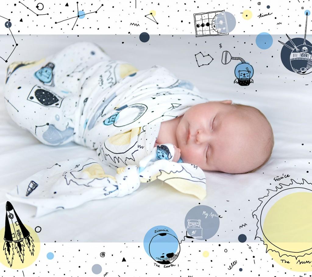 Zavinovačka pre bábätko