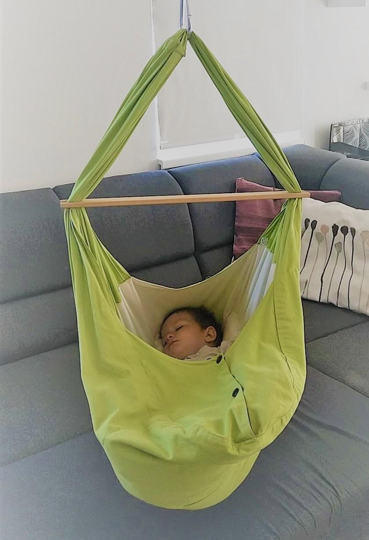 Babyvak Hacka Plus Zelená