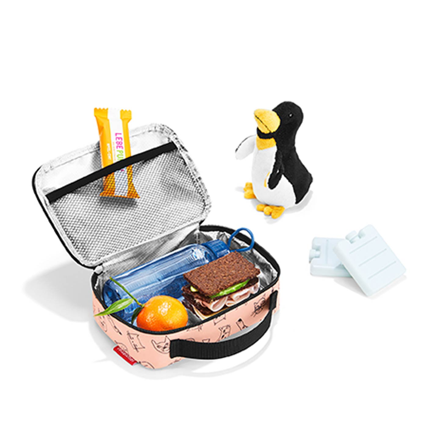 Reisenthal Box na jedlo Thermocase Kids Cats and Dogs