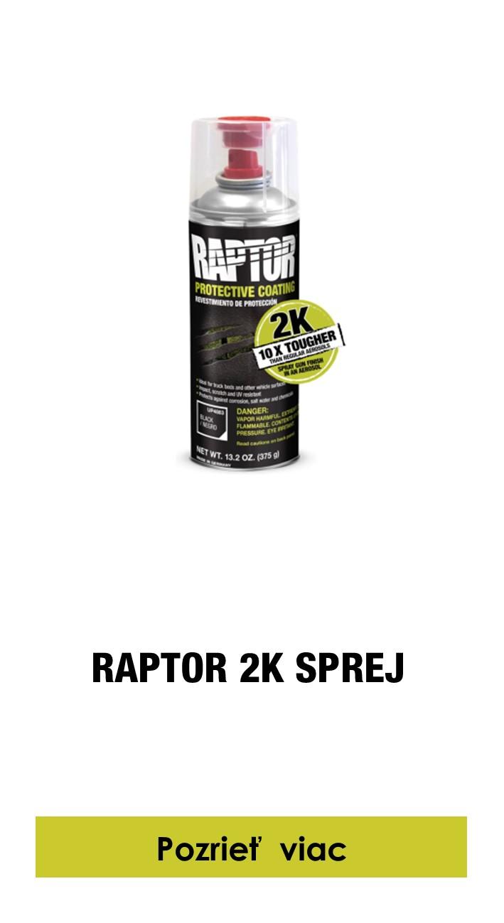 RAPTOR 2K SPREJ