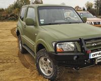 Mitsubishi Pajero - RAPTOR článok