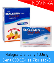 Malegra Oral Jelly 100mg