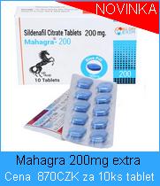 Mahagra 200mg extra