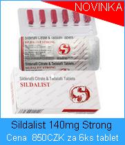 Sildalist 140mg Strong