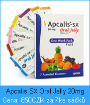 Apcalis SX Oral Jelly 20mg