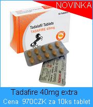 Tadafire 40mg extra