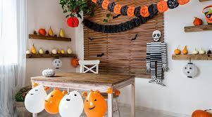 Doplnky na halloweensku párty