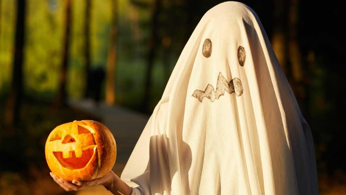 ako vytvoriť kostým na halloween