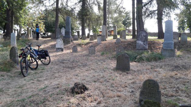 Židovský hřbitov Puklice