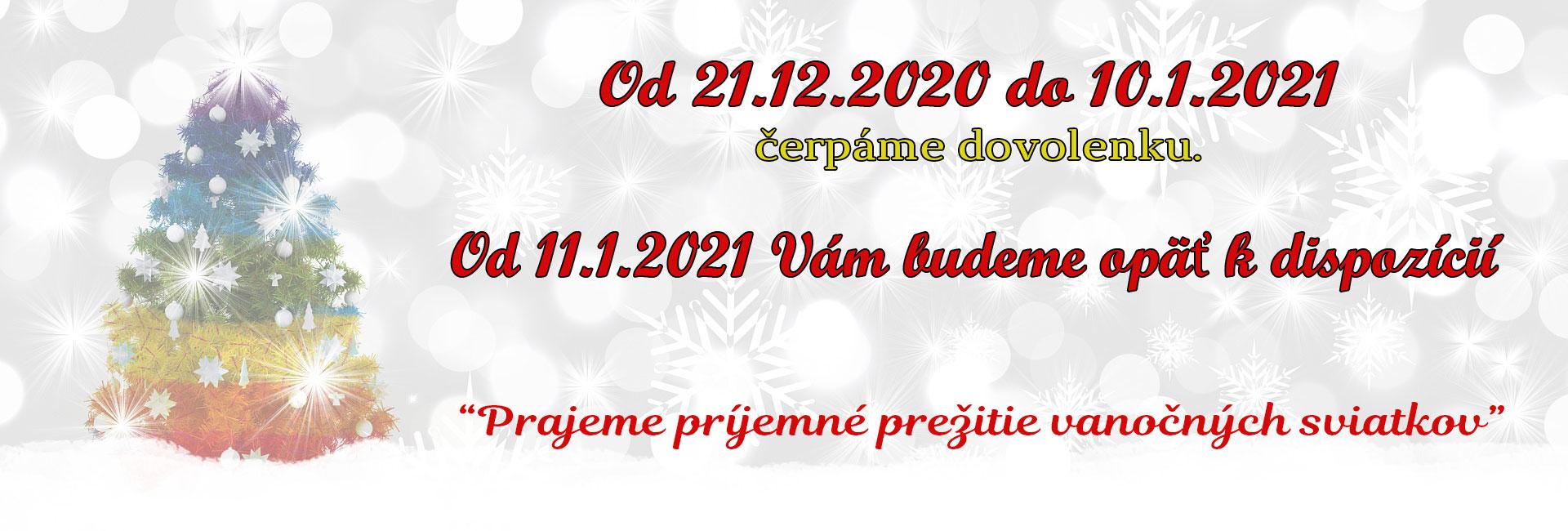Vianoce_dovolenka