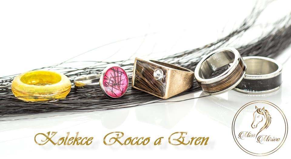 Prsteny z kolekce Eren Miss Miriva