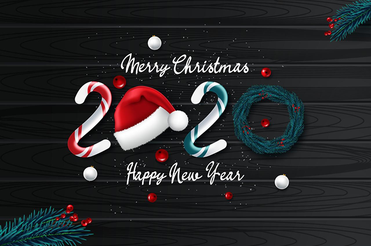 Šťastné a veselé 2020