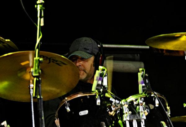 Řemen, bicí-Honza Živný