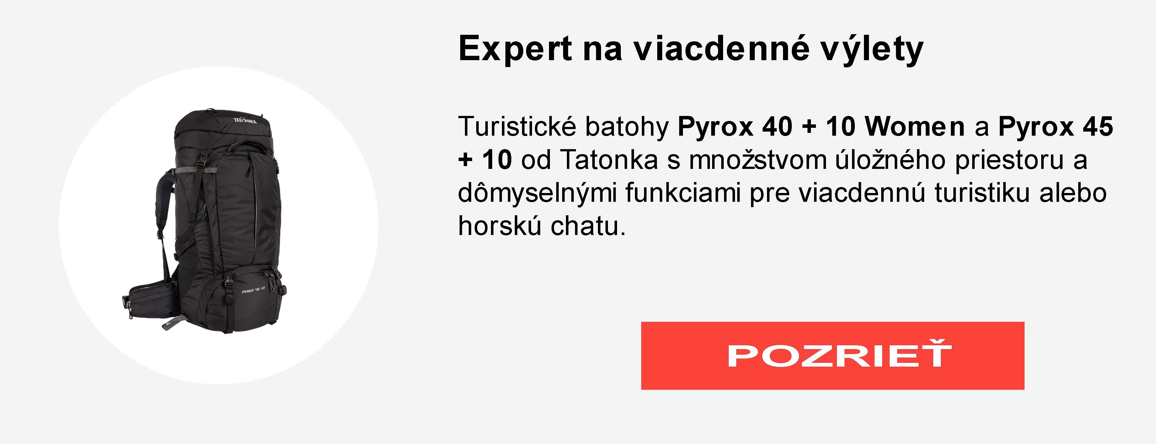 Tatonka batoh Pyrox