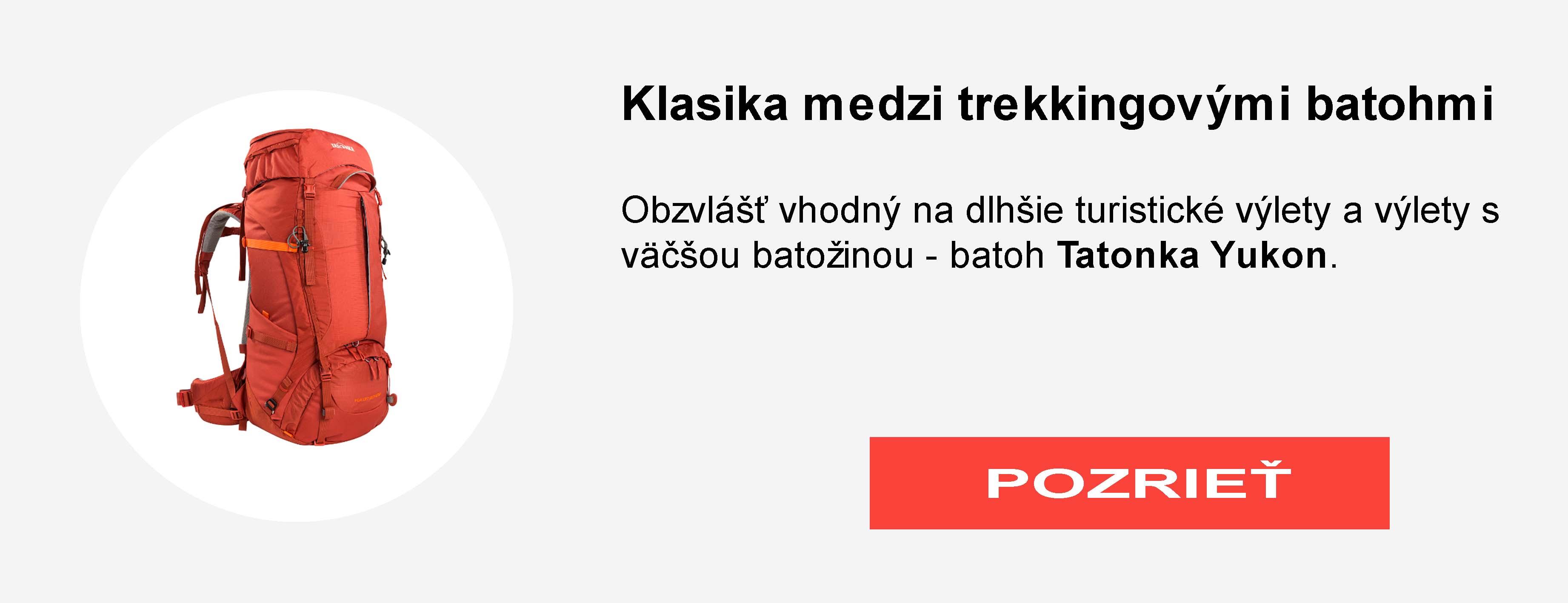 Tatonka batoh Yukon
