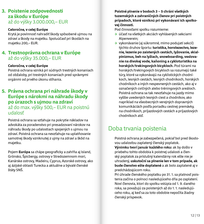 Poistné podmienky 2021 str.7