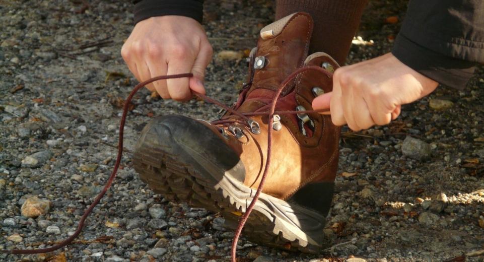 Kožena bota