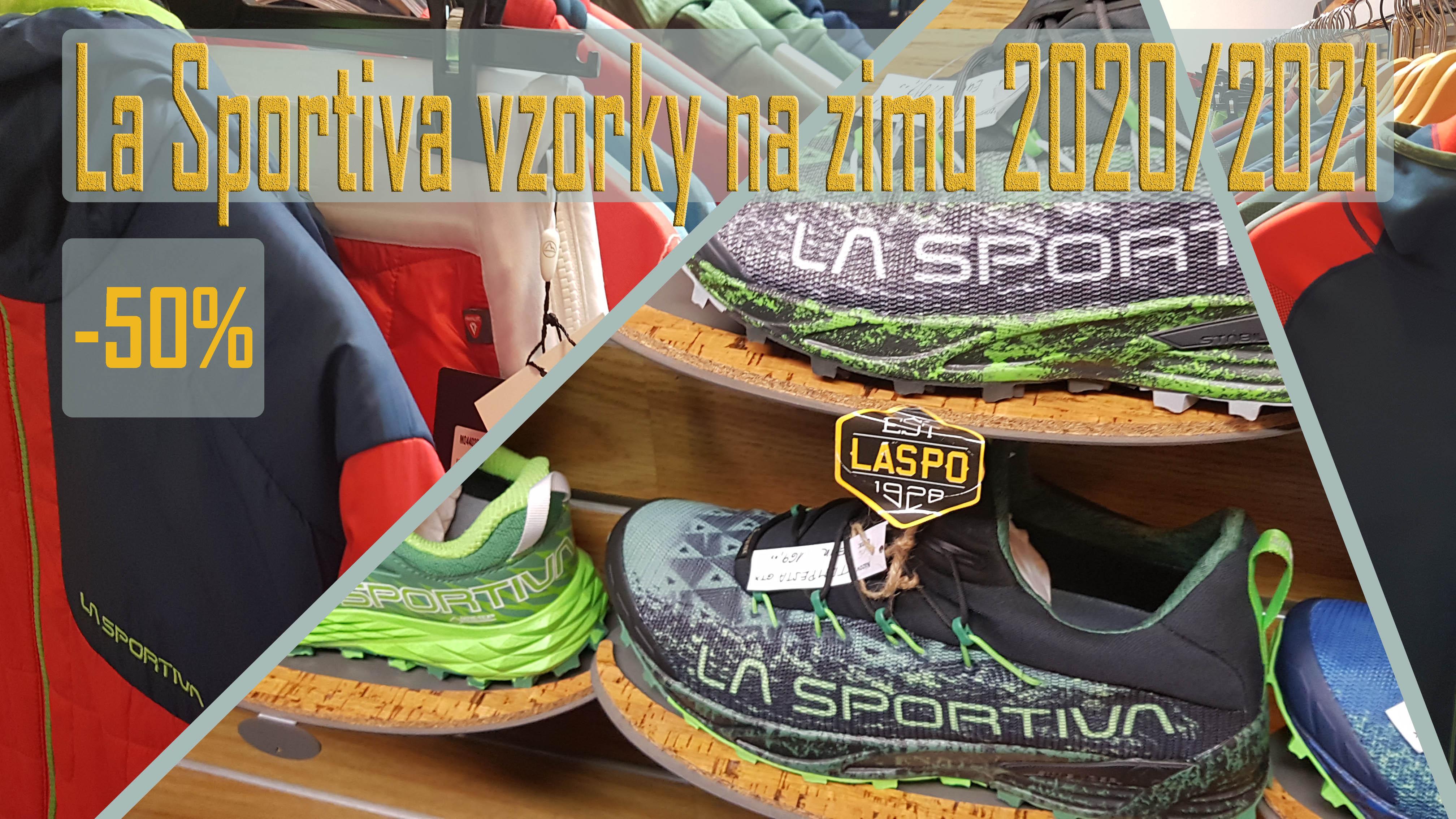 La Sportiva vzorky zima 2020/2021