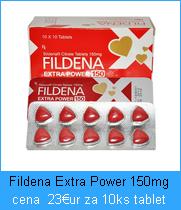 Fildena Extra Power 150mg