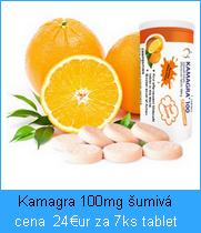 Kamagra šumivé tablety 100mg