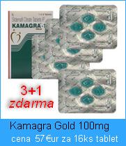 16ks Kamagra Gold 100mg