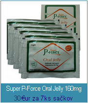 Super P-Force Oral Jelly 160mg