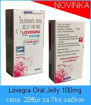 Lovegra Oral Jelly 100mg