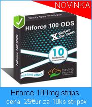 Hiforce 100mg strip