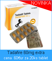 Tadafire 60mg