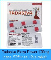 Tadasiva Extra Power 120mg