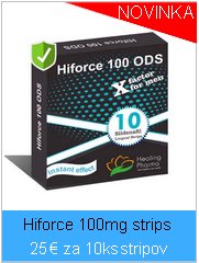 Hiforce 100mg strip