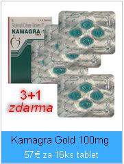 Kamagra Gold 100mg Sildenafil