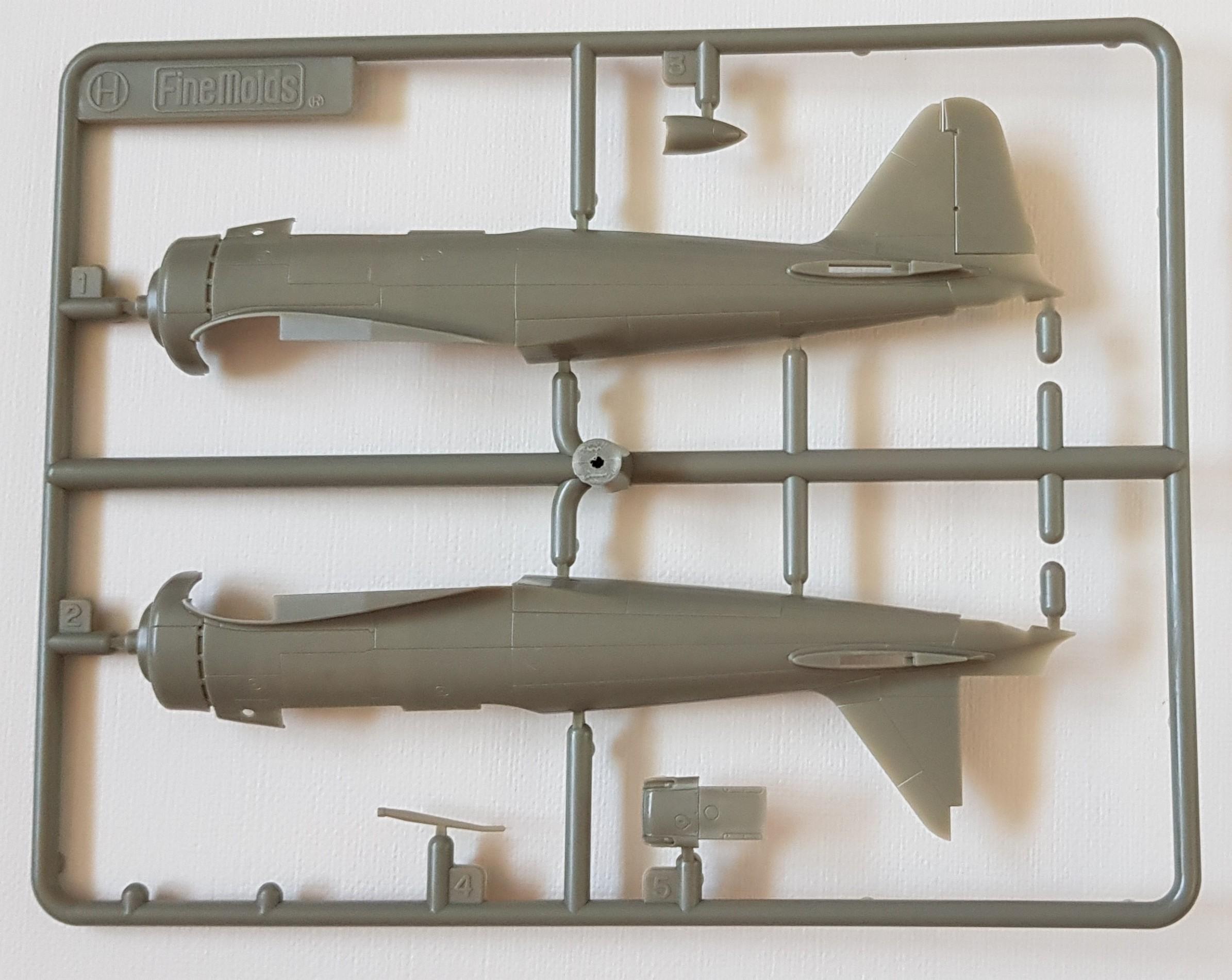 A6M2a trup