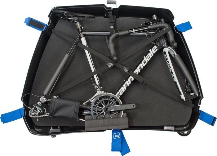 Kufor na bicykel B&W pevný na bezpečnú prepravu bicykla 1