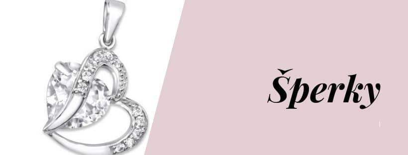 Strieborné šperky online