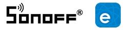 Smart Home inteligentná domácnosť Sonoff / eWeLink