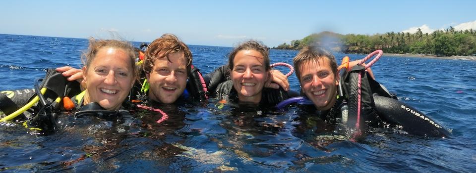 Keď nás potápanie baví