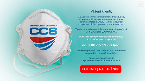CityCourier Bratislava