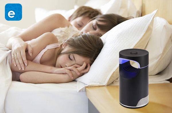 Wifi inteligentná lampa proti komárom Ewelink
