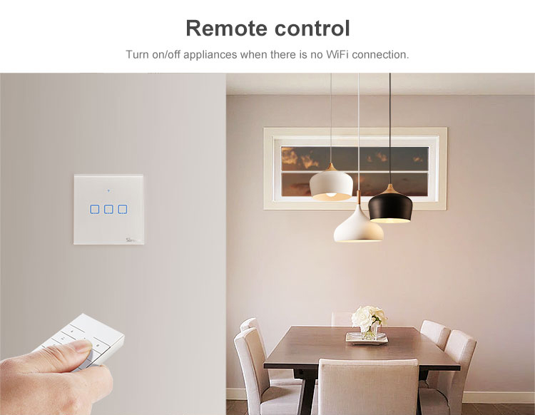 SONOFF RM433 Bezdrôtový diaľkový ovládač