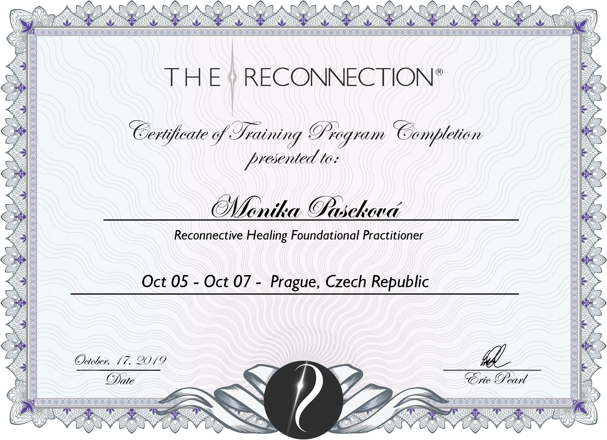 Mezinárodní certifikát