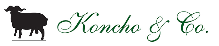 Gruzínské víno Koncho & Co