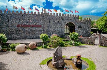 Pevnost Kvareli