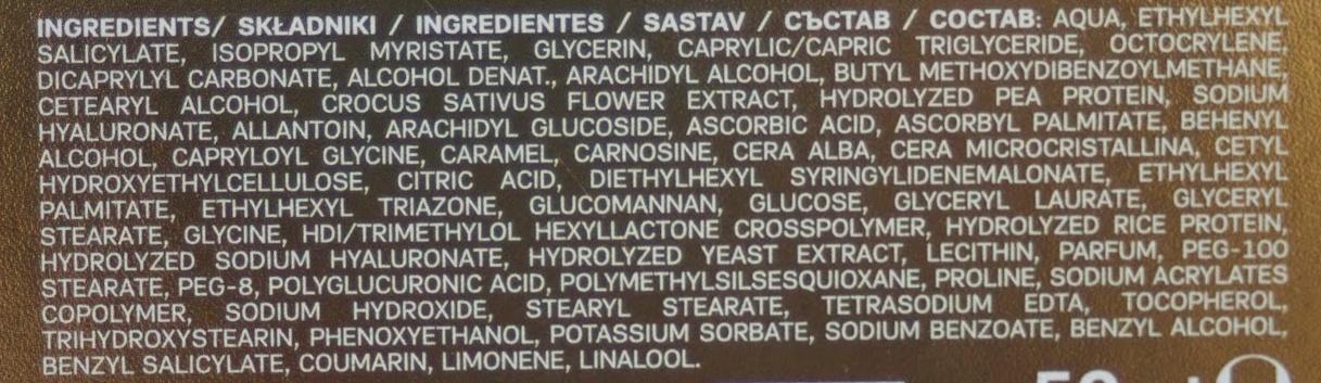 kyselina hyaluronová krém
