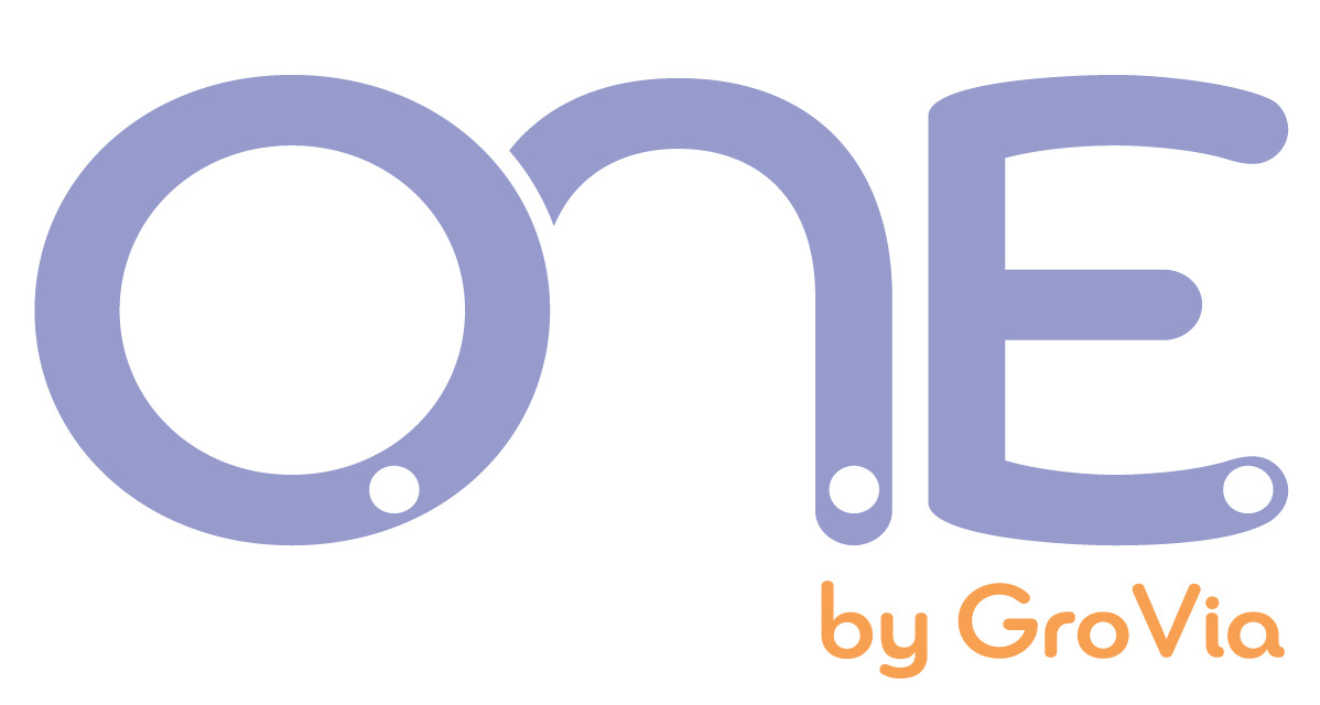 GroVia ONE logo