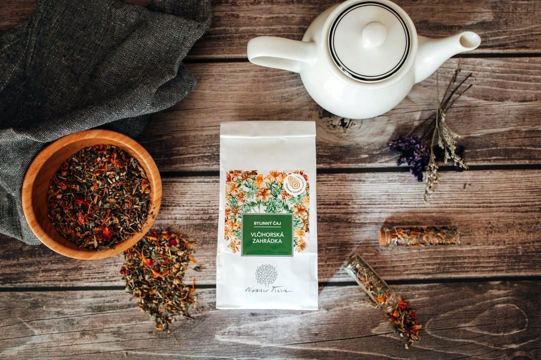 Nobilis Tilia čaj Vlčihorská zahrádka