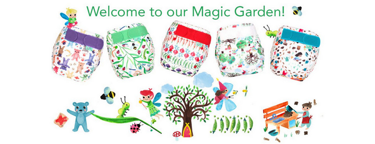 TotsBots Magic Garden